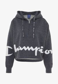 Champion - Hættetrøjer - grey dark melange - 4