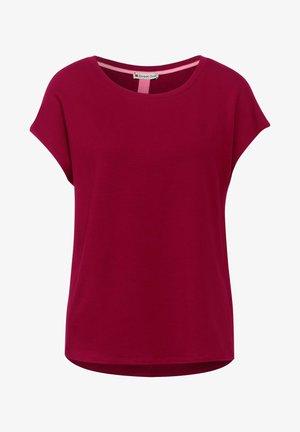 NEW  - Basic T-shirt - rot
