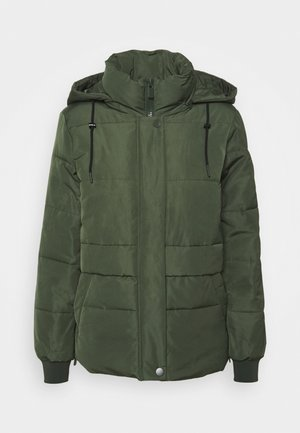 JACKET - Winter jacket - khaki green