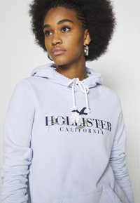 Hollister Co. - Hoodie - light blue - 6
