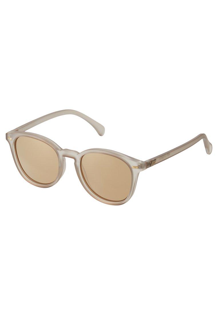 Le Specs BANDWAGON - Solbriller - matte stone/grå bkwSMjZscA7SE8D