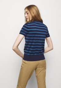 Polo Ralph Lauren - PIMA STRETCH - Print T-shirt - blue/multi - 2