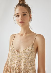 PULL&BEAR - Day dress - yellow - 3