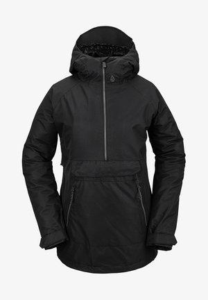 MIRROR - Snowboardjacke - black
