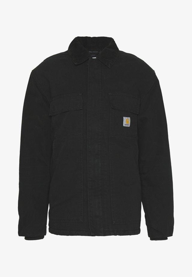ARCTIC COAT DEARBORN - Jas - black