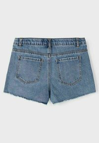 LMTD - Denim shorts - light blue denim - 4