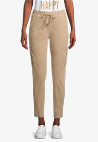 Cartoon - Cargo trousers - beige - 0