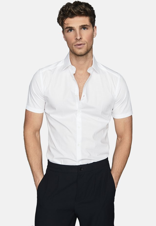 EDDIE - Overhemd - white