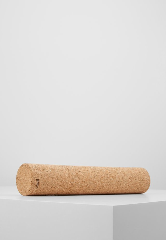 TRAVEL MASSAGE ROLL - Fitness / Yoga - beige