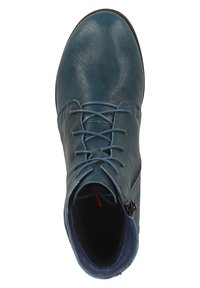 Think! - Lace-up ankle boots - azur 8000 - 1