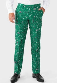 OppoSuits - COOL CIRCUIT - Suit - green - 3