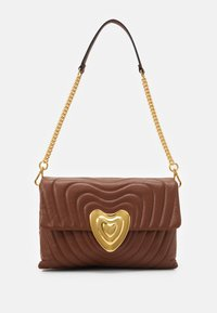 Escada - SHOULDER BAG - Borsa a mano - cognac - 1