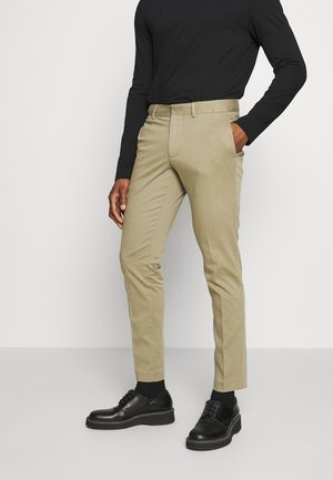 GRANT SEASON - Chinos - covert green