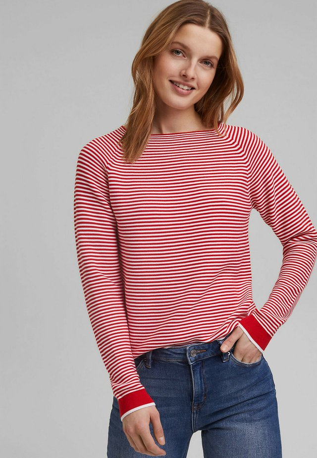 Jumper - new red