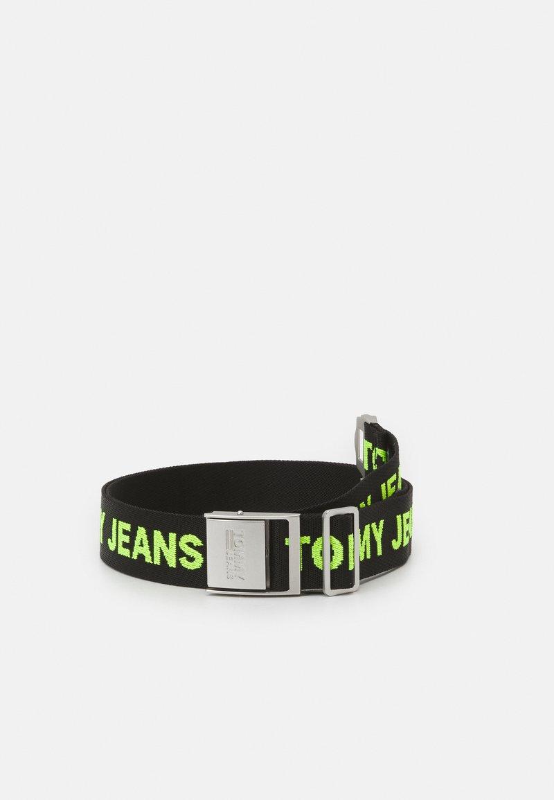 Tommy Jeans - FASHION BELT - Vyö - black