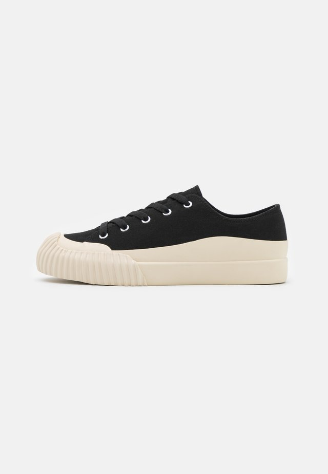 VEGAN SESAM - Sneakers laag - black
