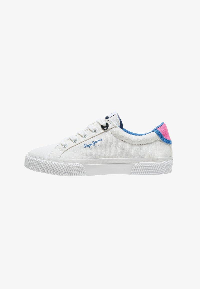 Pepe Jeans - KENTON - Zapatillas - blanco