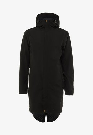 RAIN COAT - Parka - black