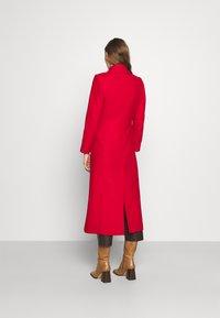 IVY & OAK - CAECILIA - Classic coat - garnet red - 2