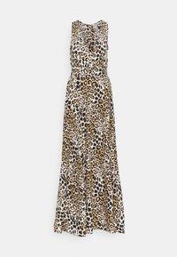 Morgan - RONO - Maxi dress - sable - 0