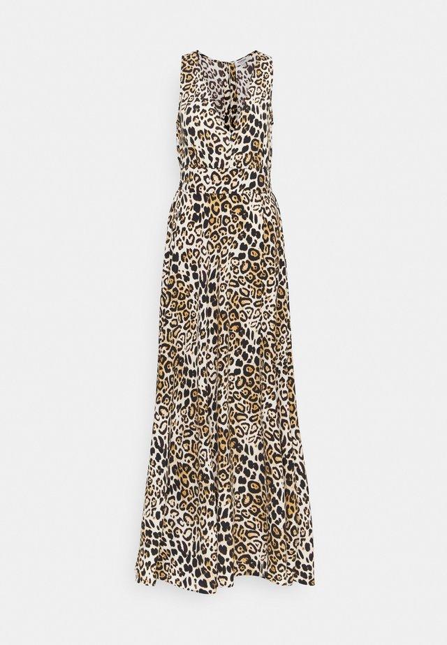 RONO - Długa sukienka - sable