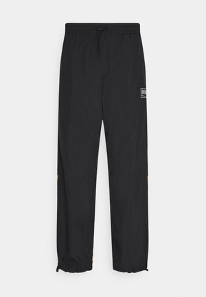 CRINKLE  - Pantalon de survêtement - black