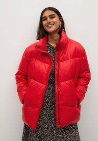 Violeta by Mango - BOOM - Winter jacket - rot - 0