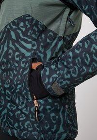 Brunotti - JUNGLEFOWL WOMEN SNOWJACKET - Laskettelutakki - pine grey - 10