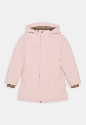 VELA JACKET - Winter coat - pale mauve