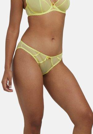 GRACE - Slip - yellow