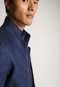 Massimo Dutti - Summer jacket - light blue - 5