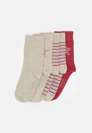 ONLINE CHILDREN SOCKS 5 PACK - Socks - nature melange