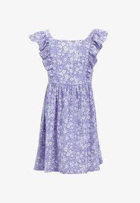 DeFacto - Day dress - purple - 0