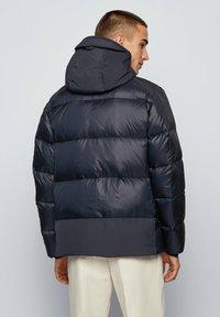 BOSS - DAKIL - Down jacket - dark blue - 2