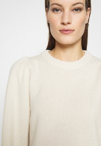 ARKET - Sweater - Jumper - white dusty - 4