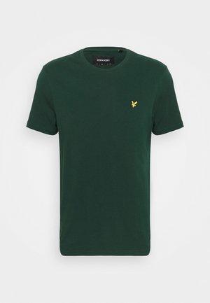 PLAIN - T-shirts - dark green