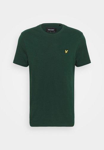 PLAIN - Basic T-shirt - dark green