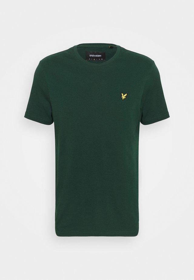 PLAIN - T-shirt basique - dark green