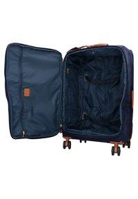 Bric's - LIFE  - Wheeled suitcase - blue - 4