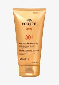 NUXE SUN LAIT DÉLICIEUX HAUTE PROTECTION DELICIOUS LOTION HIGH P - Sun protection - -