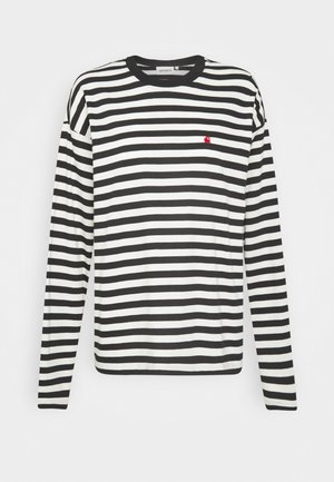 PARKER  - Long sleeved top - black