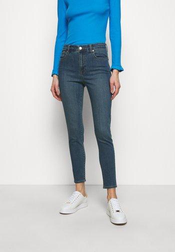 INDIGO  - Jeans a sigaretta - ocean blue wash