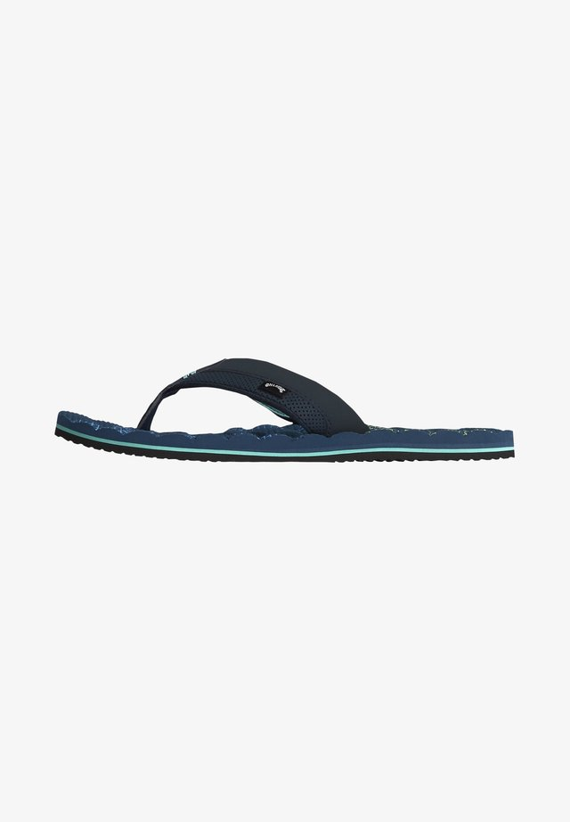 DUNES RESISTANCE  - Tongs - navy