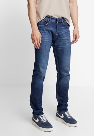REX - Džíny Straight Fit - blue denim