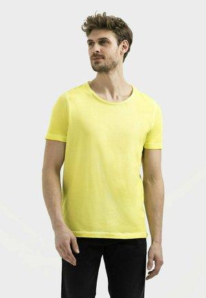KURZARM  - Basic T-shirt - limone
