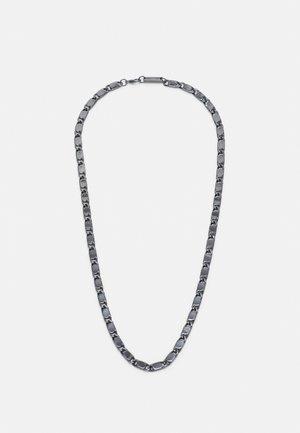 NECKLACE - Necklace - gunmetal