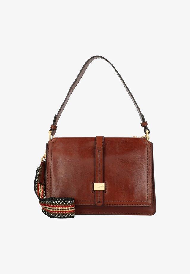 BEATRICE  - Handbag - marrone