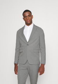 Isaac Dewhirst - THE RELAXED SUIT  - Oblek - light grey - 2
