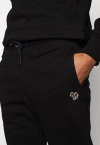 PS Paul Smith - MENS JOGGER - Teplákové kalhoty - black - 4