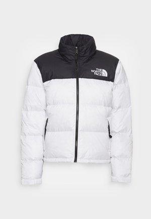 RETRO NUPTSE JACKET - Gewatteerde jas - white